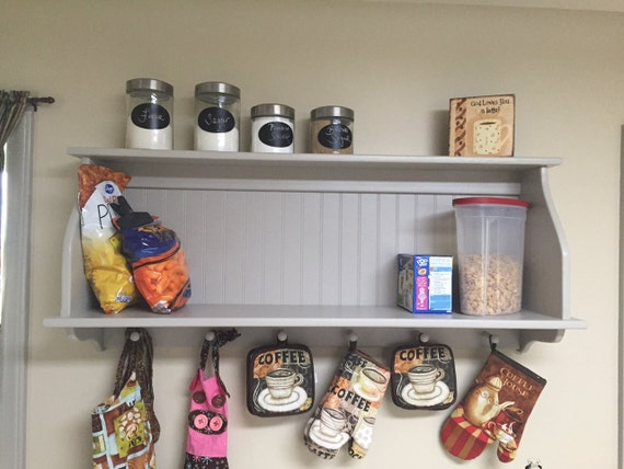 Kitchen Cabinet Wall Hanging, Kitchen Pantry Hanging Rack