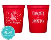 Fiesta Like There 39 s No Mañana, Piñata - 16 oz Cup Wedding Favors Fun Wedding Party Gifts Wedding Anniversary Party Gift Custom Beverage D245
