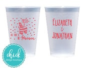 Fiesta Like There 39 s No Mañana, Piñata - 12 oz Frosted Cup Wedding Favors Fun Wedding Party Gifts Wedding Anniversary Party Gift Custom D245