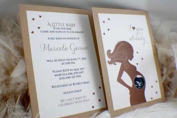 Sonogram baby shower invitation baby shower invitation etsy image 0 filmwisefo
