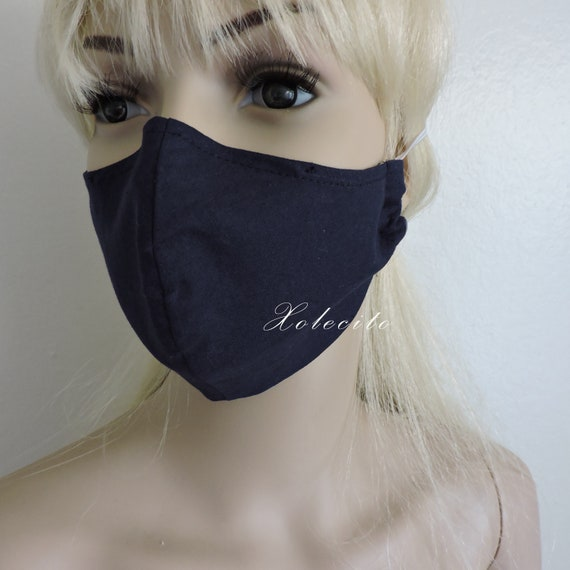 Double Layer Fabric Face Mask Ties and Nose Wire-Non-Woven interfacing