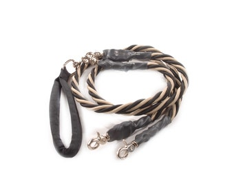 Bungee Double Dog Leash X-Large - up to 165 pounds