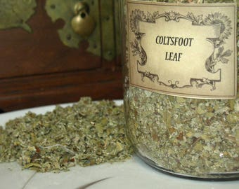 Coltsfoot Herb~Luck and Prosperity~Element of Water~Planet Venus