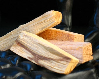 Palo Santo Sticks - Approximately 2 inches long each