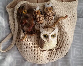 Owls in Air