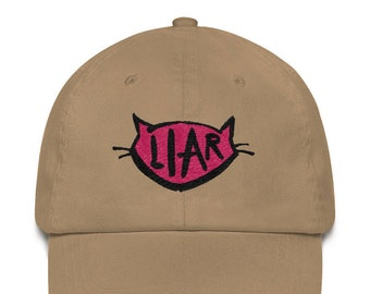 f4442dd8add PUSSY LIAR Anti-Trump Political Hat