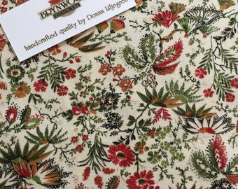 Holiday In Kashmir by Sentimental Studios for Moda Fabrics, Moda Floral Fabric, Floral Quilting Cotton