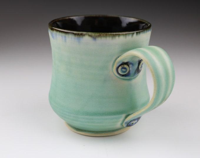 Aqua Smaller Hardware Mug
