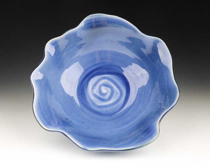Blue Wave Salad Bowl