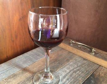 Fake Drink Wine Merlot Food Prop Staging Home Decor