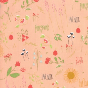Quilting Ivory Sherri /& Chelsi Apparel Home Decor Cotton Front Porch 37543 12 Fabric By The Yard Moda Fabrics