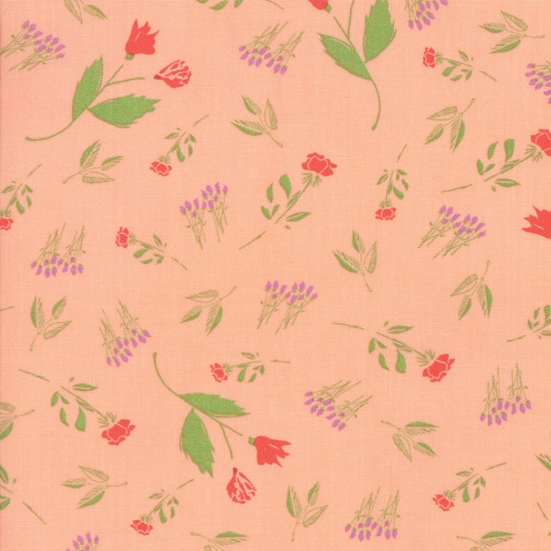 MODA Fabric ~ THE FRONT PORCH ~ by Sherri /& Chelsi 37540 17 by the 1//2 yard