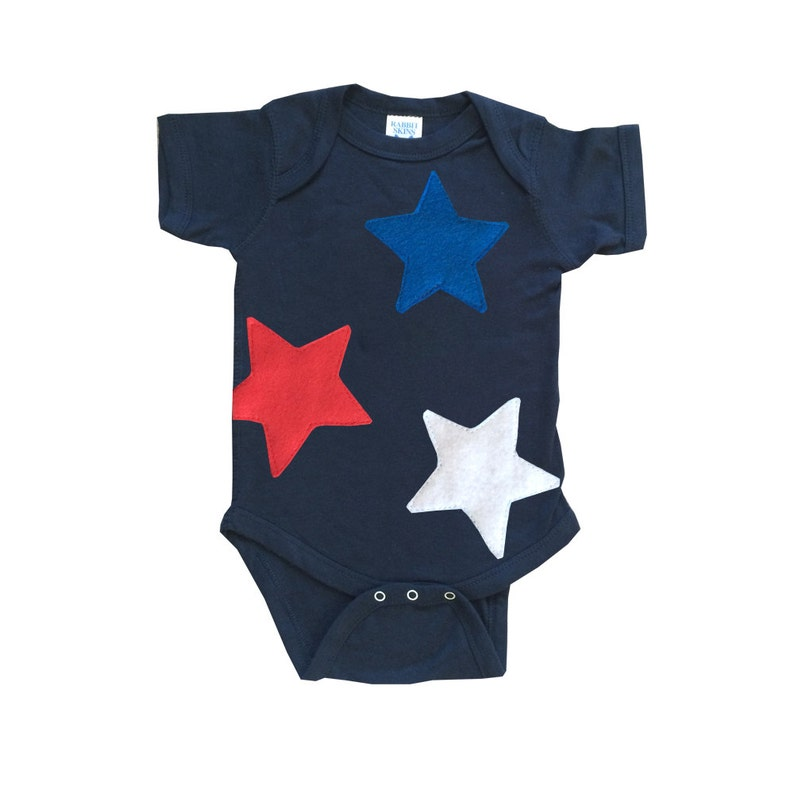 Navy Infant Bodysuit \u2013 Boys or Girls Who Wants to be The Star?