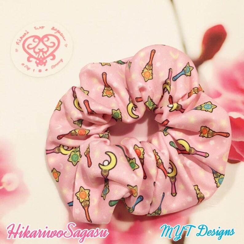 Inner Senshi Themed Srunchie image 0