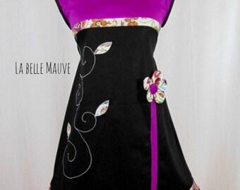 Kyriu vintage floral dress