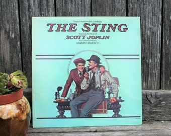 music from the sting soundtrack