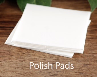 Polish Pads, Jewelry Polish Pads, Polish Pads for Copper, Polish Pads for Brass