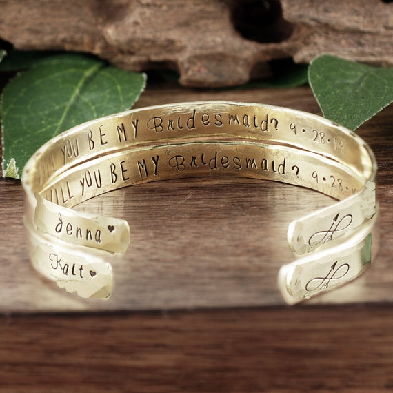 Will you Be my Bridesmaid, Bridal Proposal Gift, Bridesmaid Jewelry, Gift for Bridal Party, Bridal Party Jewelry, Gift for Maid of Honor