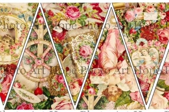 Valentino Rose Fiori CIOCCOLATO Designer in miniatura casa delle bambole Borsa regalo giorno S