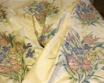 vintage interior fabric design inc original etsy rh etsy com interior fabric design inc original Interior Design Ideas