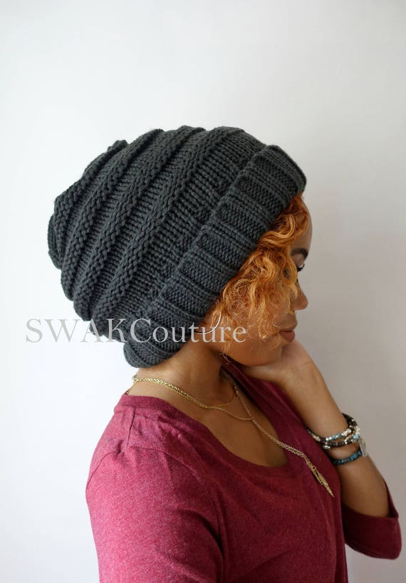 Carmen Beanie Satin Lined Beanie Thick Stretch Cotton Wool  be4f5bad2df