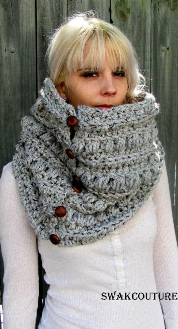 Klobige Kutte dicken Schal stricken Kutte Geschenke für ihre   Etsy