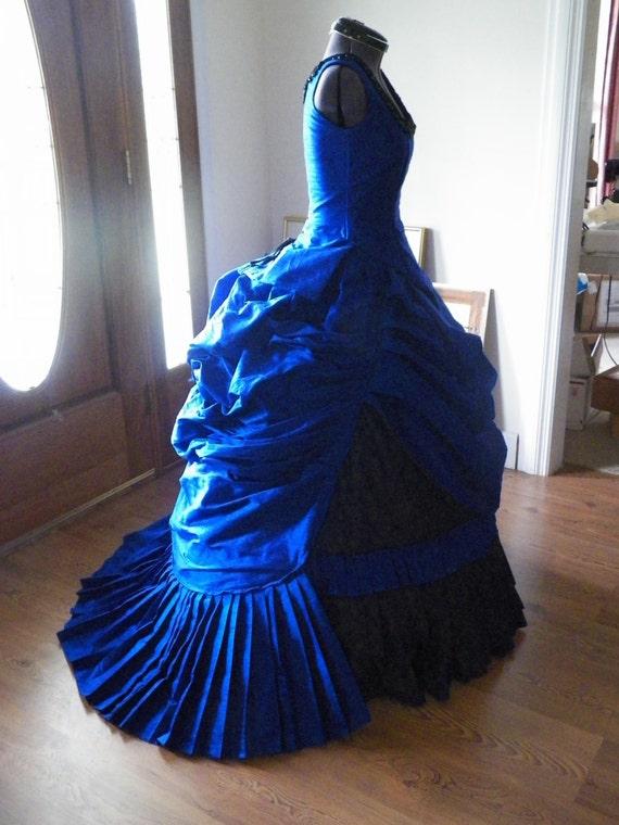 Victorian Steampunk Gothic Mardi Gras Venice Wedding Ball Gown | Etsy