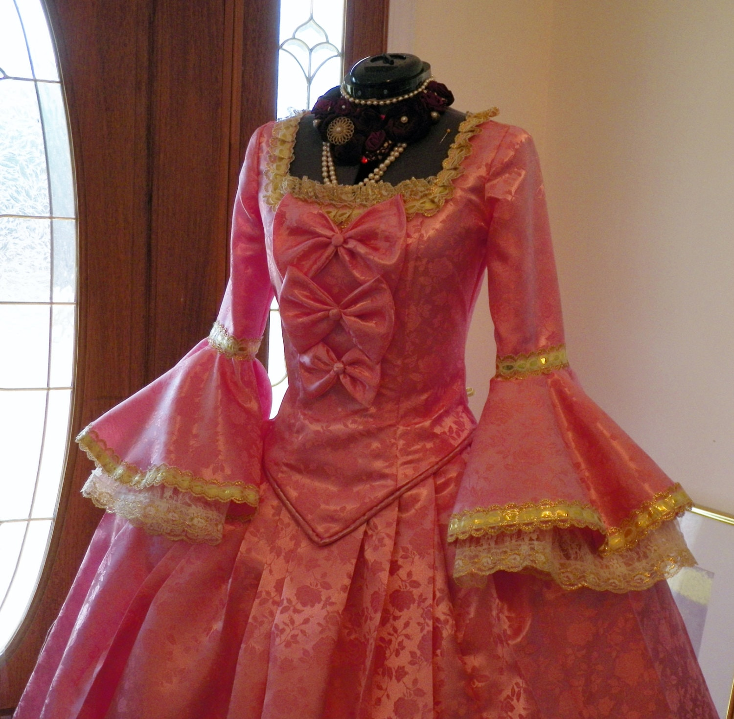 Marie Antoinette French Colonial Beethoven Waltz Masquerade Ball ...