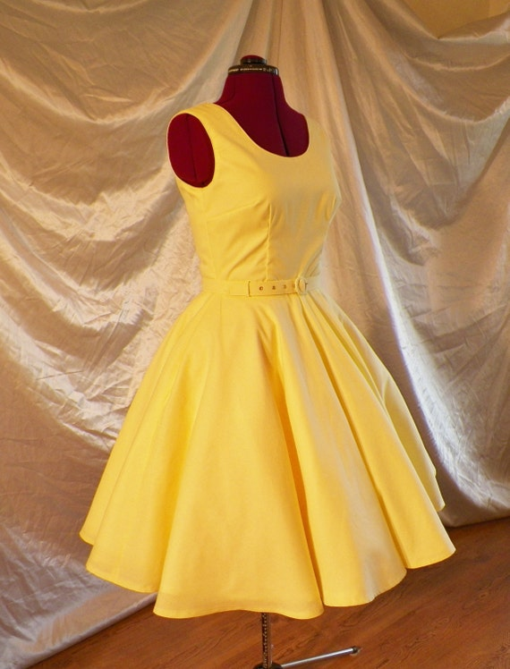 1950s 50s Vintage Inspired Wedding Formal Cocktail Retro Party Mad Men Sexy Swing Dress made to order