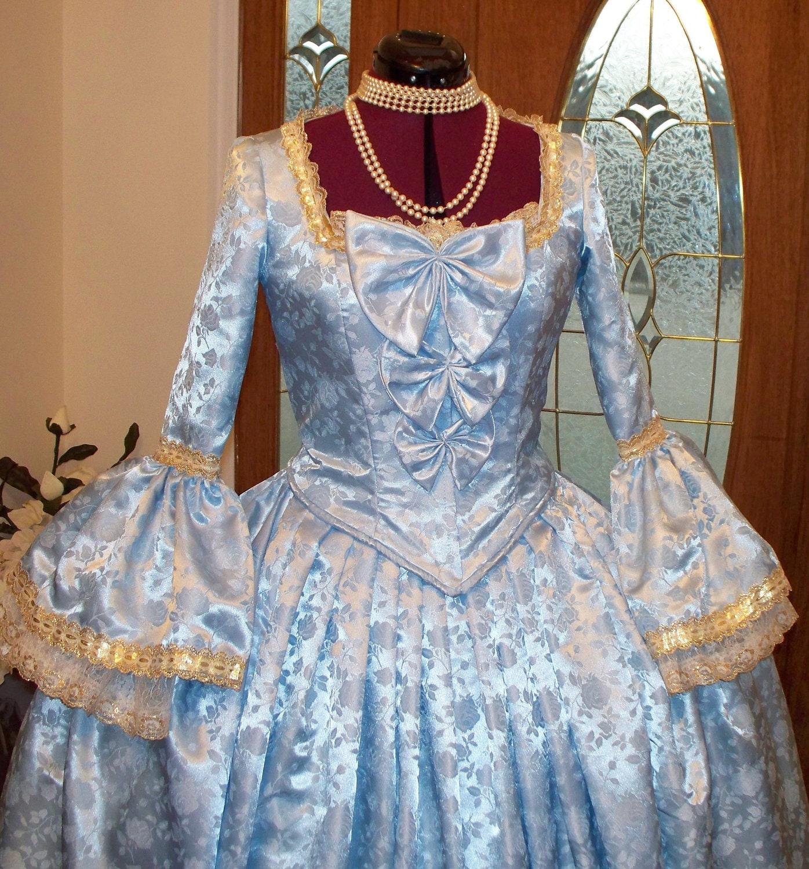 Pannier Rococo Marie Antoinette