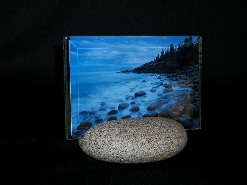 Stone photo / live art display image 0