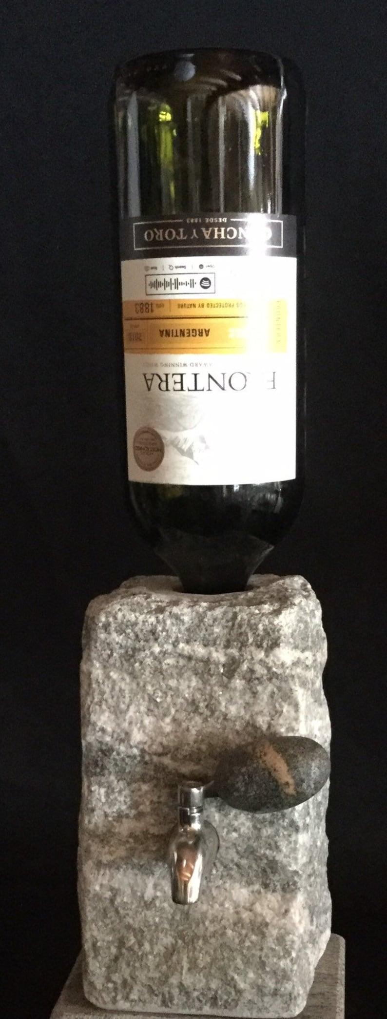 Stone Liquor Dispenser image 1