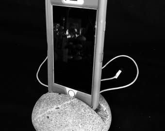 Cell phone charging • viewing stand