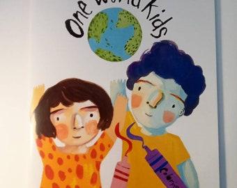 One World Kids Book