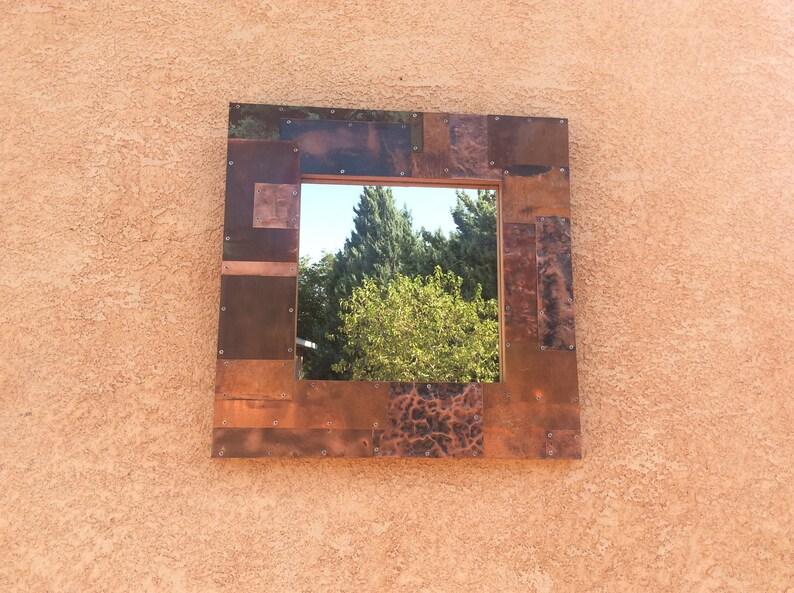 Mirror // Copper Patchwork image 0