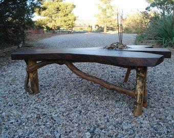 Serenity Walnut Table
