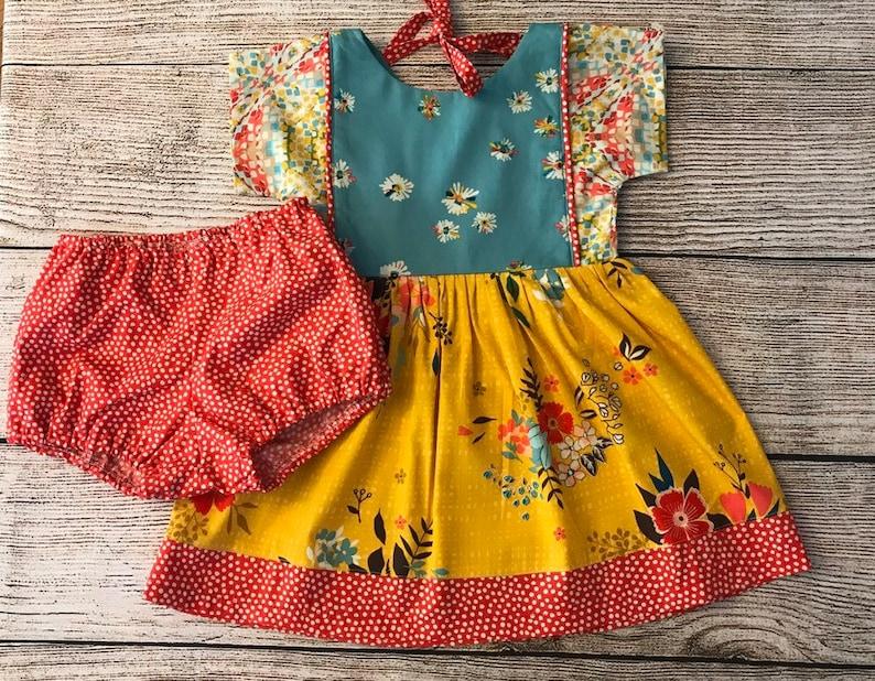 Girls twirl dress image 0