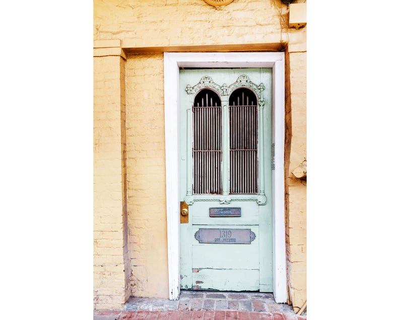 New Orleans Photography NOLa Art French Quarter Photography image 0
