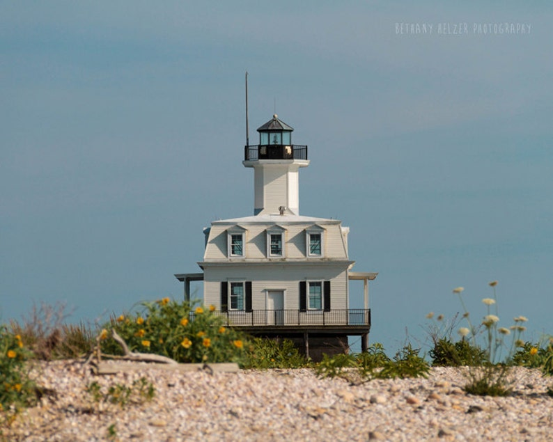 Lighthouse Photography Architecture Photography 8x10 image 0