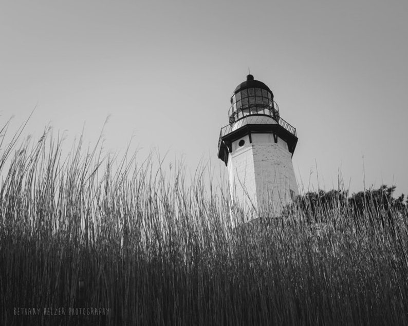 Architecture Photography 8x10 Print Lighthouse Photography image 0