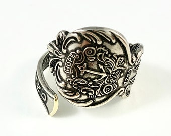 unique ri gift Little nugget choker necklace ri state rock cumberlandite pendant hand carved rare rock necklace arock4u one of a kind