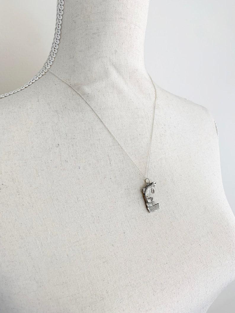 Morrow Bay Necklace Spoon Jewelry Morrow Bay California Morrow Bay Jewelry Morrow Bay Souvenir California Jewelry California Necklace