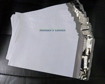 100 White 4x6 Poly Mailers | Poly Mailers | White Mailers