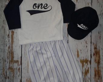 174730cd69a Baseball Cake smash outfit boy