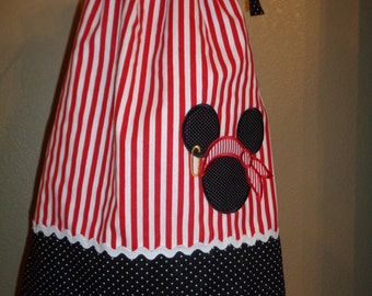 Mouse Pirate Themed Dress