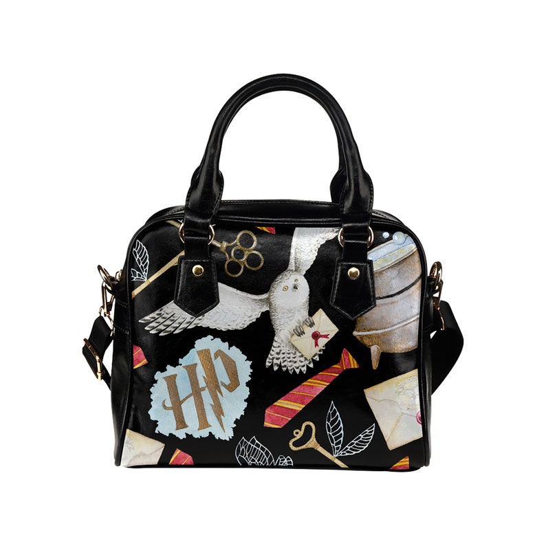 Harry Owls Alternative Wizard Ladies Shoulder Hand Bag