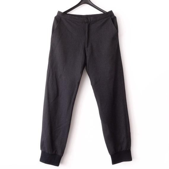 Walter Van Beirendonck Gray pants, Trousers