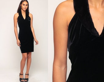90s Halter Dress