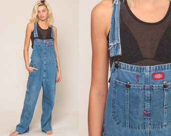Baggy Overalls Etsy