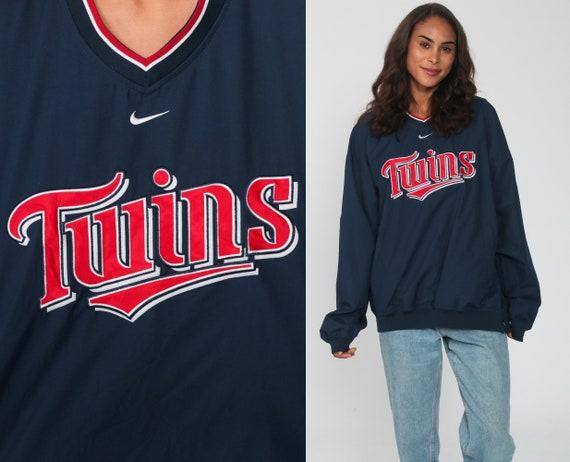 Minnesota Twins Jacket Nike Jacket 00s Windbreaker